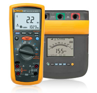 Fluke Insulation Testers on MyFlukeStore
