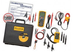 Fluke 1587/MDT FC Advanced Motor and Drive Troubleshooting Kit with Calibration Certificates