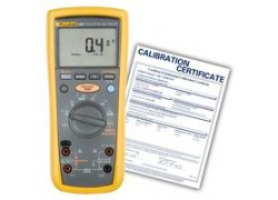 Fluke 1587-NIST Insulation Multimeter with NIST Traceable Certificate