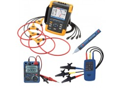 Fluke 434-II Energy Analyzer Kit - Includes FREE Products with Purchase