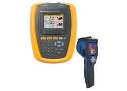 Fluke 830 Shaft Laser Alignment Tool Kit - Includes R2050 Thermal Imager for FREE