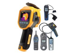 Fluke Ti400 Thermal Imager Kit - Includes FREE Products with Purchase