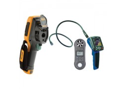 Fluke Ti110 Thermal Imager Kit - Includes LM-8000 Environmental Meter & BS-150 Borescope for FREE