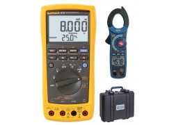 Fluke 787B Process Meter Kit - Includes R5020 Clamp Meter & R8888 Carrying Case for FREE