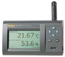Fluke 1621A-H-156 DewK Thermo-Hygrometer Value Kit, high accuracy -