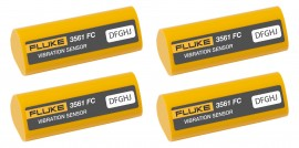 Fluke 3561 FC KIT Vibration Sensor Expansion Kit with Software, 1 Year-