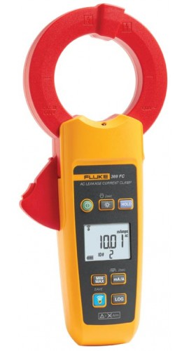 Fluke 368 FC True RMS Leakage Current Clamp Meter, 40 mm-