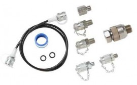 Fluke 700M20TH M20 Transmitter Test Hose Kit, 5 000 PSI-