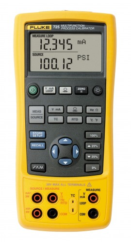 Fluke 725CALIBRATION-KIT Process Calibration Combo Kit-