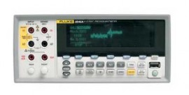 Fluke 8845A/SU 120V Digital Precision Multimeter with Software and Cable, 6.5 -