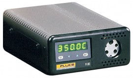 Fluke 9100S-D-156 Dry Block Calibrator with Block D-