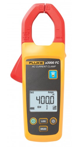 Fluke A3000 FC Wireless AC Current Clamp Module-