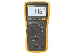 Fluke 116 HVAC Multimeter with Temperature and Microamps-