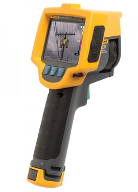 Fluke Ti32 60Hz Industrial Commercial Thermal Imager, 320 x 240-