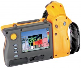 Fluke Ti50FT10/20/54 IR-Fusion FlexCam Thermal Imager, 10.5/20/54mm-