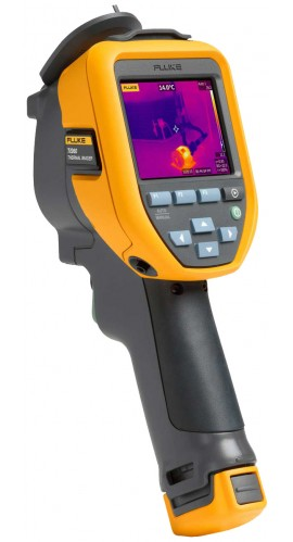 Fluke TIS60-9Hz Fluke Thermal Imager with IR-Fusion Technology, 260 x 195 Resolution-